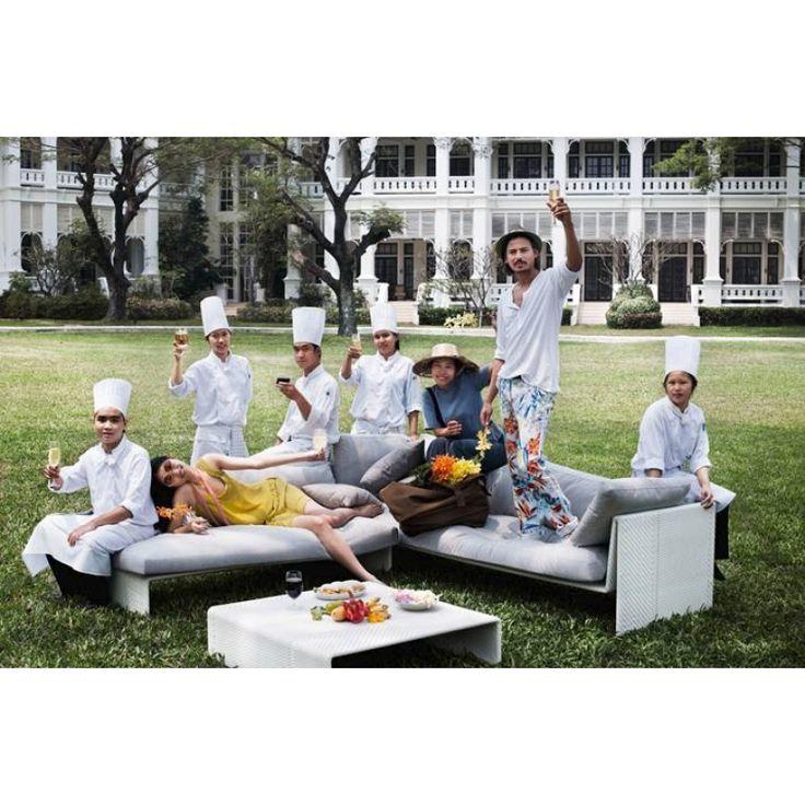 484 best DEDON Gartenmöbel images on Pinterest | Slim, Mansions ...