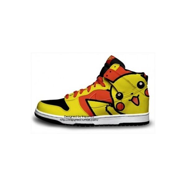 cheaper 9377d de464 ... discount code for nike dunk high premium pikachu nike high top sneakers  cdbb3 abea5