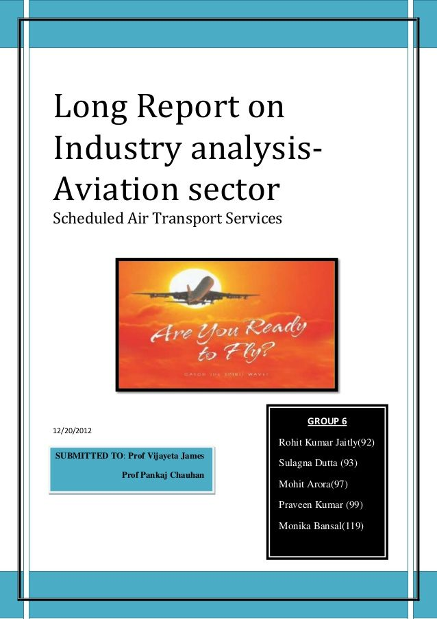 indian airline sector analysis The airline delivery and freight services industry consists largely of private and publicly held cargo airlines, including southern air, evergreen international aviation and atlas air worldwide holdings, which together form a patchwork connecting a national infrastructure served by the larger door-to-door delivery.