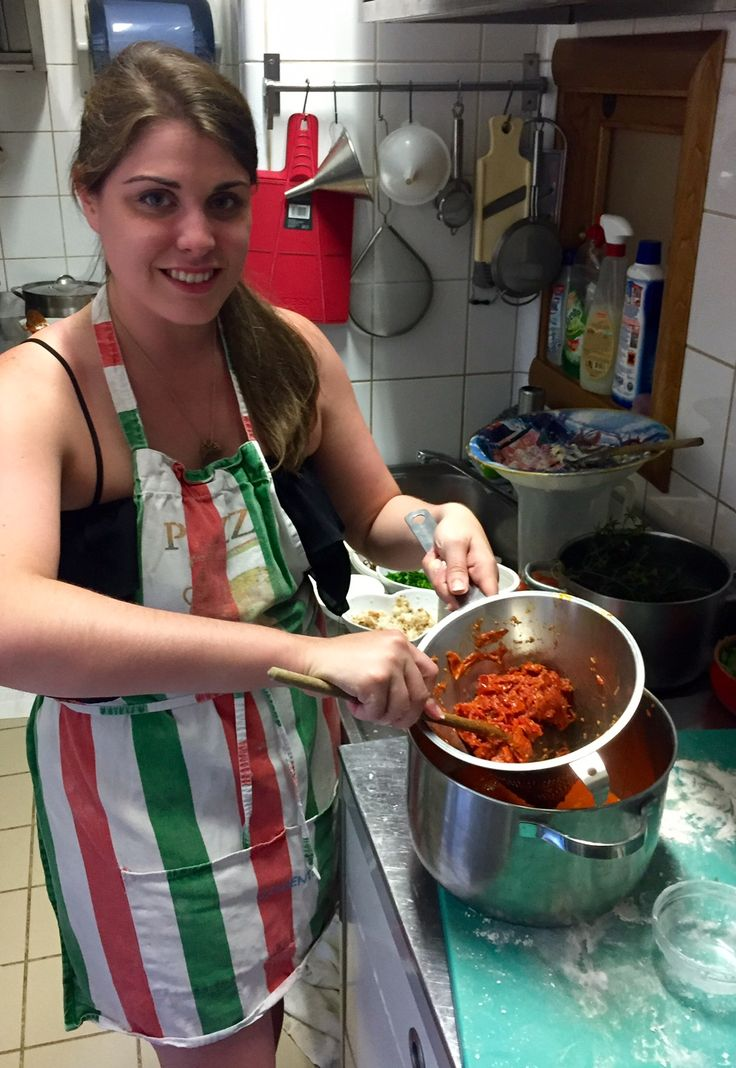 Learn to cook with PASSION the Neapolitan way with the lovely Chef Mamma Lucia in our Pazza for Pasta class in #Sorrento #Italy