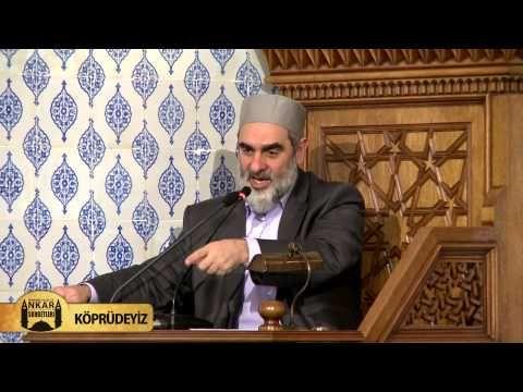 6) Köprüdeyiz - (Ankara Hacı Bayram Sohbetleri) - Nureddin YILDIZ - Sosyal Doku Vakfı