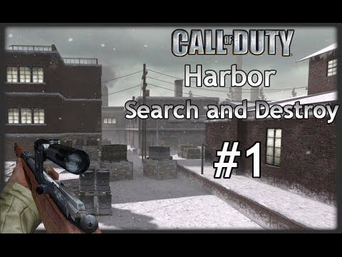 http://callofdutyforever.com/call-of-duty-gameplay/call-of-duty-classic-multiplayer-search-and-destroy-harbor-1-rifles-only/ - Call of Duty: Classic Multiplayer Search and Destroy Harbor #1 - Rifles Only  Call of Duty: Classic Search and Destroy in Harbor map. Rifles Only Server Call of Duty Online Gameplay Call of Duty 1 Online Gameplay Call of Duty: Classic Multiplayer Call of Duty 1 Multiplayer Call of Duty Multiplayer Search and Destroy Call of Duty 1 Multiplayer Gamepla