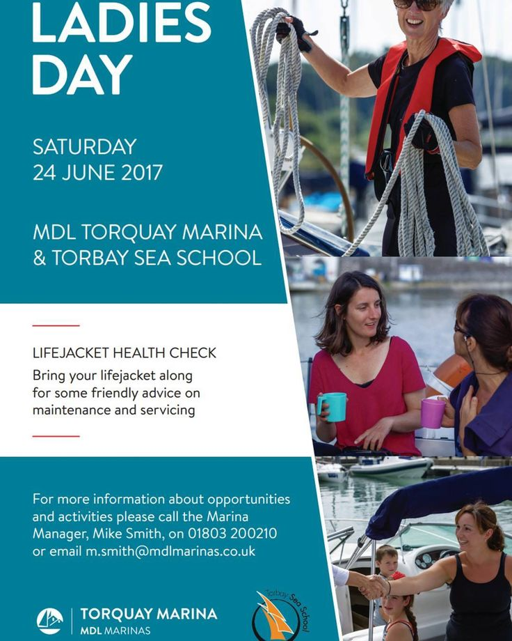 It's #ThursDates which means it's Ladies Day - June 24th. For opportunities and information on activities call 01803 200210 or email m.smith@mdlmarinas.co.uk  #placestogo #Torquay #Marina #MDL #MDLTorquay #Devon #holidays #boating #yachts #boats #speedboats #Jetskis #boatinglife #boat #boatingfun #holidayfun #travel #travelphotography #boatholiday #berth #events http://tipsrazzi.com/ipost/1507143617247273543/?code=BTqcyJ7hWJH
