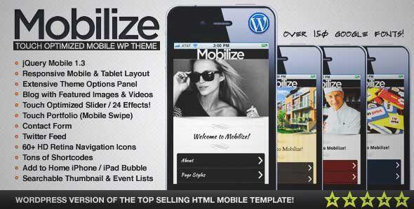 Mobilize - jQuery Mobile Wordpress Theme | DOWNLOAD & REVIEW {Download & review at|Review and download at} {|-> }http://best-wordpress-theme.net/mobilize-jquery-mobile-download-review/