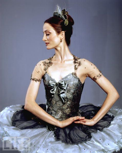 Julie Kent..I saw her perform Sleeping Beauty as a teen with Maryland Youth Ballet...she was breathtaking even then!!!