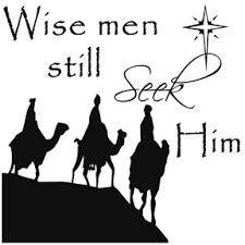 free printable silhouette of nativity scene - Google Search