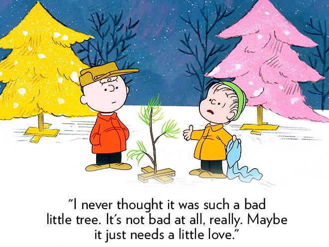 Gallery Of Fame Look At Me Art Work Charlie Brown Christmas Tree Peanuts Christmas Merry Christmas Wallpaper