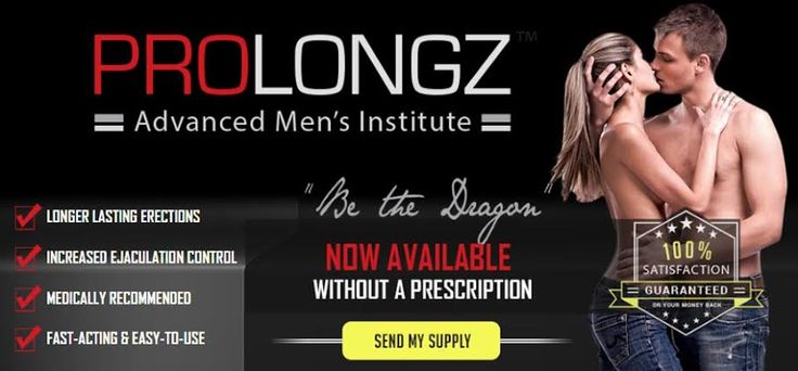 Prolongz Strips are easy to use and offers long lasting sex, without any side effects. Prolongz can be taken without doctor's prescription.
