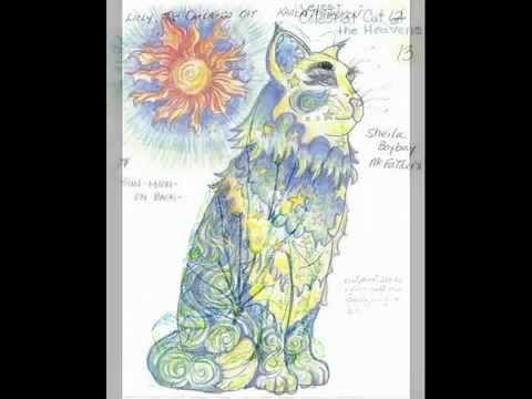 Cat Care Society Лента новостей Блог: Познакомьтесь с 2013 хвостов Окрашенные Кошек художников и Возьмите украдкой заглянуть на новых дизайнов
