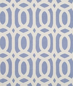 Robert Allen Figure Eight Chambray Fabric