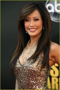 Oh So Cultural Carrie Ann Inaba ofDWTS