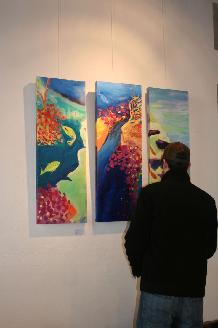 Red Sea triptych