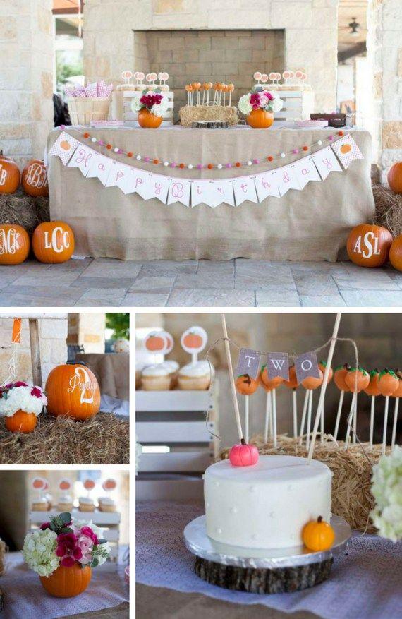 Halloween Birthday Party Ideas October