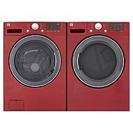 Kenmore 3.4 cu. ft. Front-Load Steam Washer and 7.3 cu. ft. Dryer - Appliances - Washer and Dryer Sets - Washer and Dryer Bundles