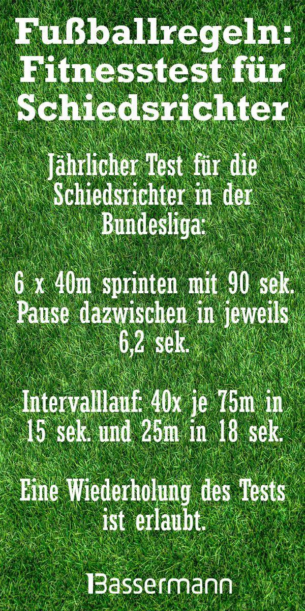 Ist Ja Auch Blod Wenn Die Schiris Nicht Hinter Den Sturmern Herkommen Fussballregeln Wm Fussball Regeln Intervall Lauf Fussball