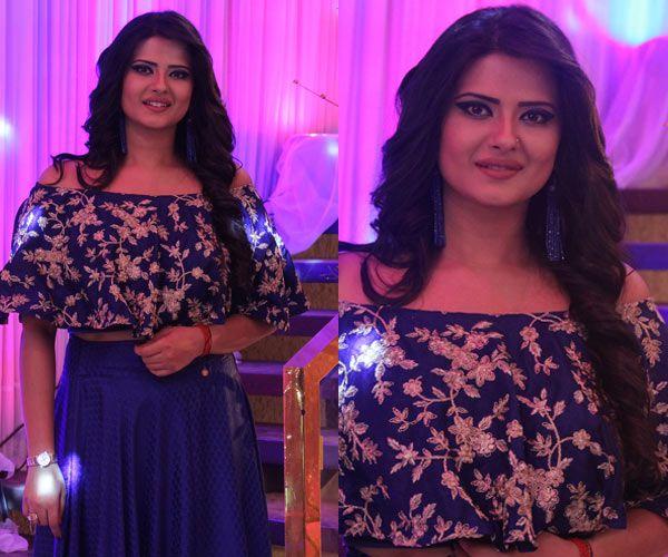 After Kumkum Bhagya's Sriti Jha, Kratika Sengar from Kasam Tere Pyaar Ki turns glamorous onscreen #FansnStars