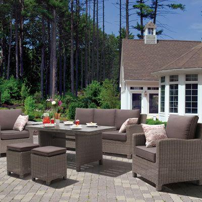 Kettler Palma Casual Dining Set Rattan    KPALCAS01    Garden Furniture  World. 25  best ideas about Kettler garden furniture on Pinterest   Beer