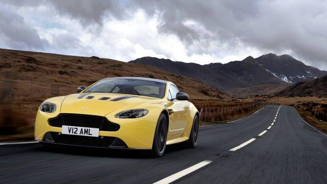 New Aston Martin V12 Vantage S - New King of the Vantage Range