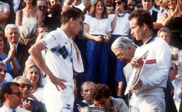 Lendl vs McEnroe Head to Head