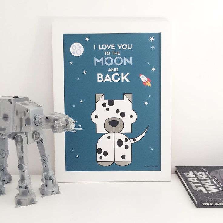 My oldest son is a big starwars fan and this is his favourite abcanimals poster   #love #starwars #nursery #baby #nurserydecor #kidsroom #babystuff #kidsgifts #kidsgiftideas #kidsroomdecor