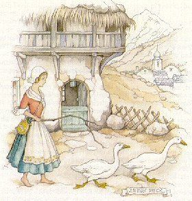 Anton pieck Graphic Animated Gif - Graphics anton pieck 069022