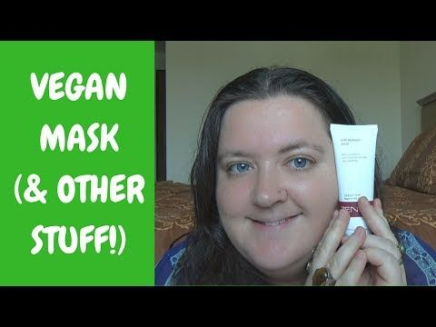 CHITCHAT (VEGAN MASK FOLLOWUP, BODY HAIR, HORMONES) - YouTube