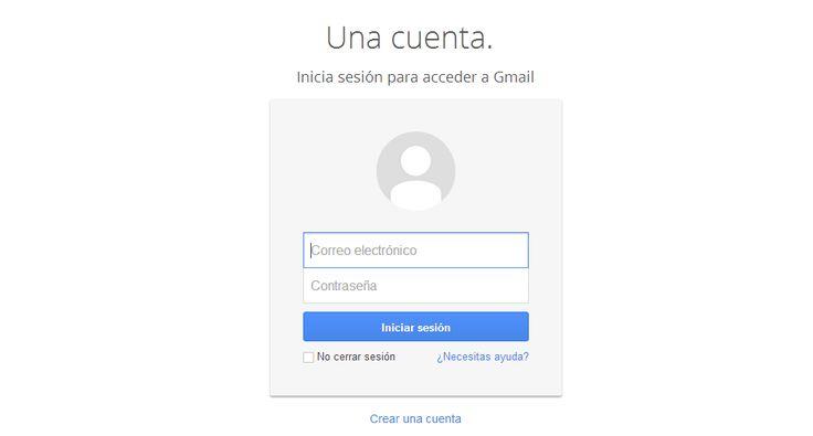 Gmail correo electronico iniciar sesion español - Gmail iniciar sesion