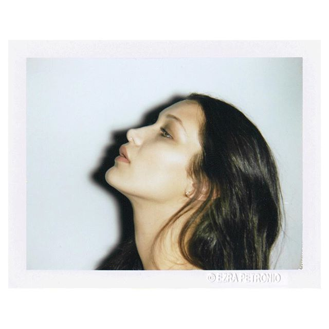 THE NOW. OUTTAKES. Bella Hadid, Self Service N° 44, S/S 2016. Photographed by Ezra Petronio. Style by Ondine Azoulay. Makeup by Marion Robine. Hair by David Delicourt. @selfservicemagazine @bellahadid @ondineazoulay @marionrobinemakeup @daviddelicourt  #selfservicemagazine #ezrapetronio #bellahadid #ondineazoulay #deviddelicourt #marionrobine