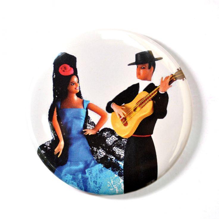 Imán Pareja Flamenca y Flamenco