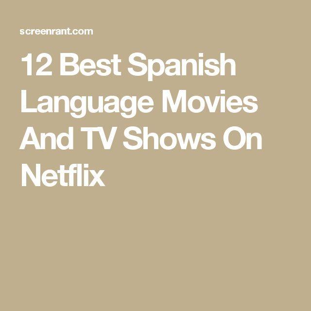 Netflix Speaking Spanish? 20 TV Shows With Latin Flavor ...