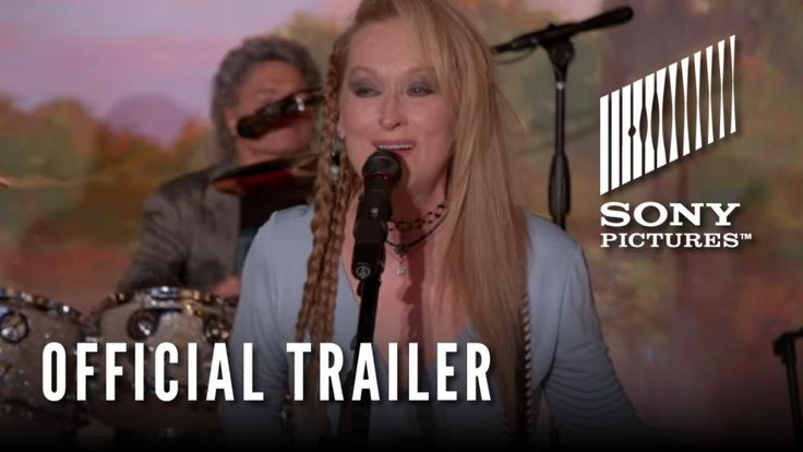#RickiAndTheFlash starring Meryl Streep | Official Trailer | In theaters August 7, 2015