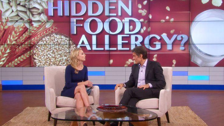 Elisabeth Hasselbeck's Hidden Food Allergy, Pt 1