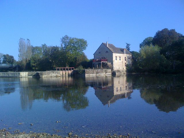 La Guierche, Sarthe. Pop: 1086