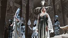 Ciro in Babilonia (1812) // Gioachino Rossini // Baldassare ..... Antonio Siragusa (tenor) Ciro ..... Ewa Podles (contralto) Amira ..... Pretty Yende (soprano) Argene ..... Isabella Gaudi (soprano) Zambri ..... Oleg Tsybulko (bass) Arbace ..... Alessandro Luciano (tenor) Daniello ..... Dimitri Pkhaladze (bass) Chorus and Orchestra of the Teatro Comunale, Bologna  Conductor Jader Bignamini.