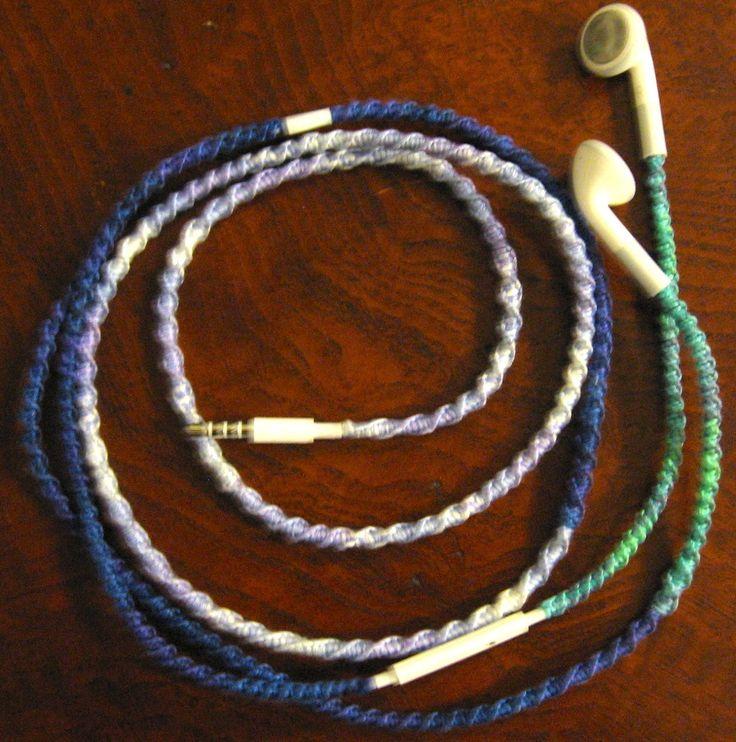 Kool or Katastrophy?: D.I.Y. Earbud/Headphone Wrap