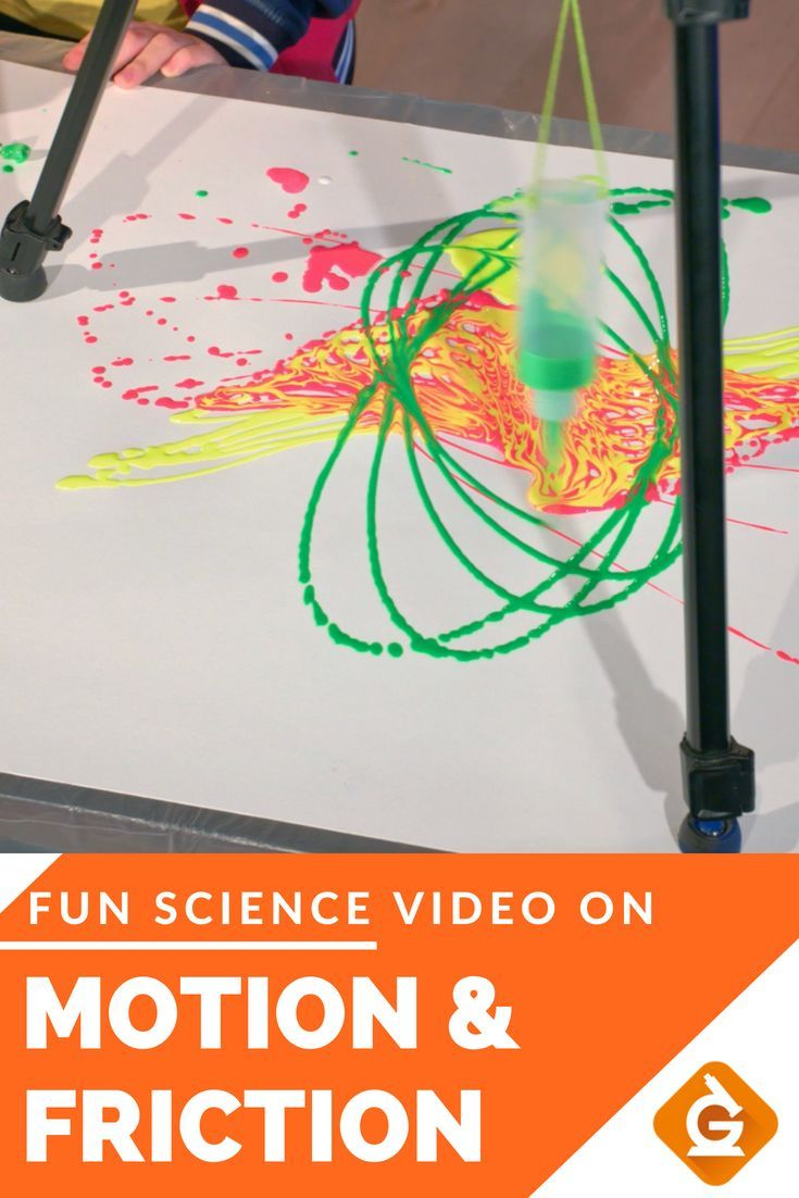 Motion And Friction Video For 3rd 4th And 5th Grade Science Check Out This Fun Video Lesson On Motion And Winter Crafts For Kids Stem Activities Fun Science
