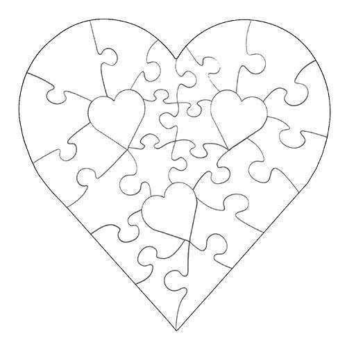 Best 25 Heart Template Ideas On Pinterest Printable Heart   500x500   Jpeg