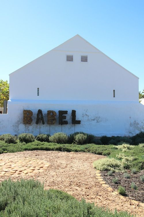 Babylonstoren | Paarl, South Africa [My Favourite restaurant in the Western Cape.]
