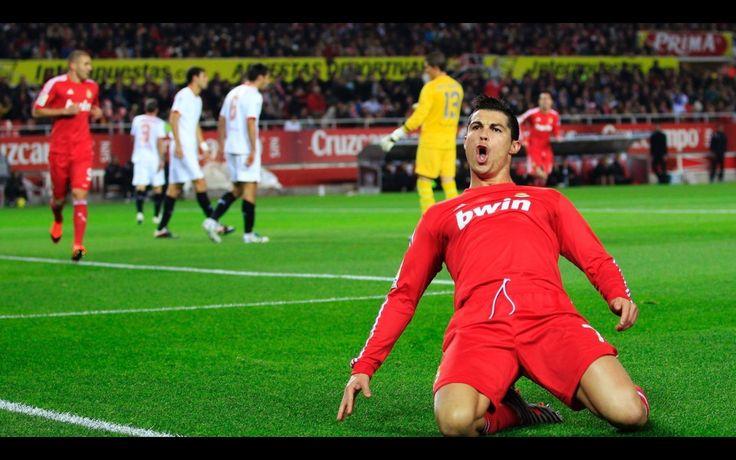 Cristiano Ronaldo Celebration