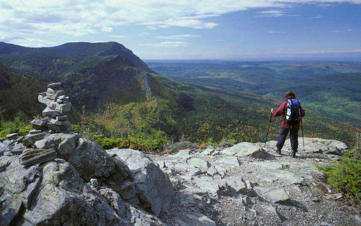 Sentiers pédestres de la chute du Grand Sault et Mont St-Jos - Les trésors cachés de la Gaspésie - Évasion