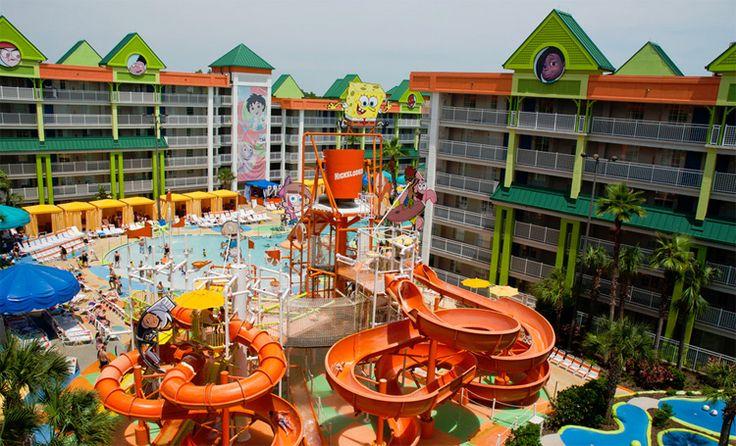 nickelodeon+resort+san+diego | Nickelodeon Park in Virginia, Nickelodeon Hotel San Diego, Nickelodeon ...
