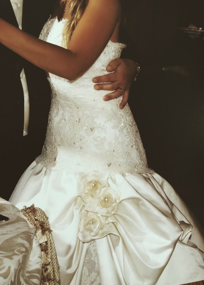 Wedding Dresses Size 6 Fashion Clothing Shoes Accessories