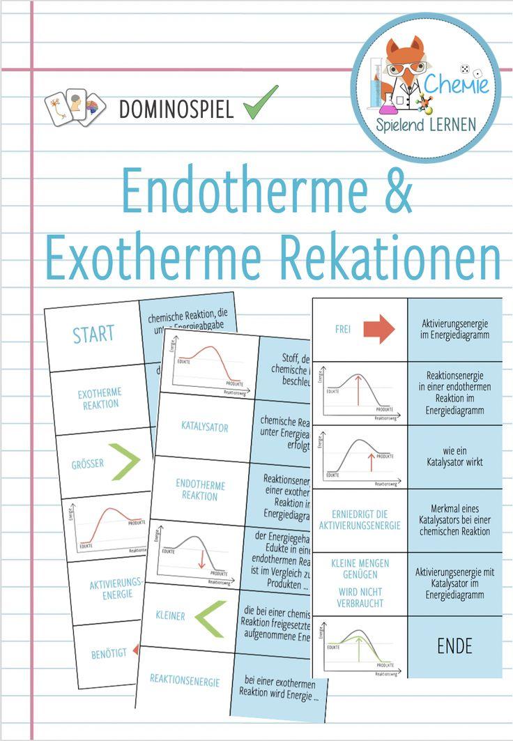 Endotherme Reaktion 3