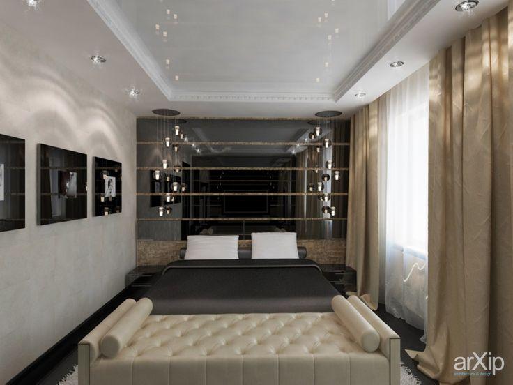 Оформление спальни в коттедже от Кучеренко Александры, Симферополь: интерьер, зd визуализация, квартира, дом, спальня, классицизм, ампир, неогрек, палладианство, 20 - 30 м2, интерьер #interiordesign #3dvisualization #apartment #house #bedroom #dormitory #bedchamber #dorm #roost #classicism #20_30m2 #interior