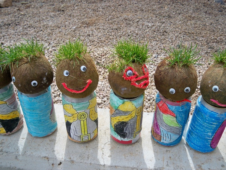 Childrens Garden Ideas find this pin and more on garden ideas for kids Close Up Of The Grass Seed Heads Look Easy To Make
