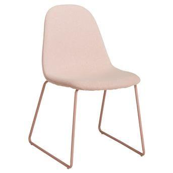 EETKAMERSTOEL OSLO ROZE #stoel #nieuw #kwantum
