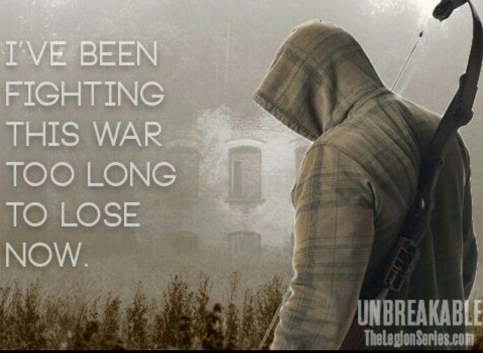 Unbreakable: The Legion Series by Kami Garcia
