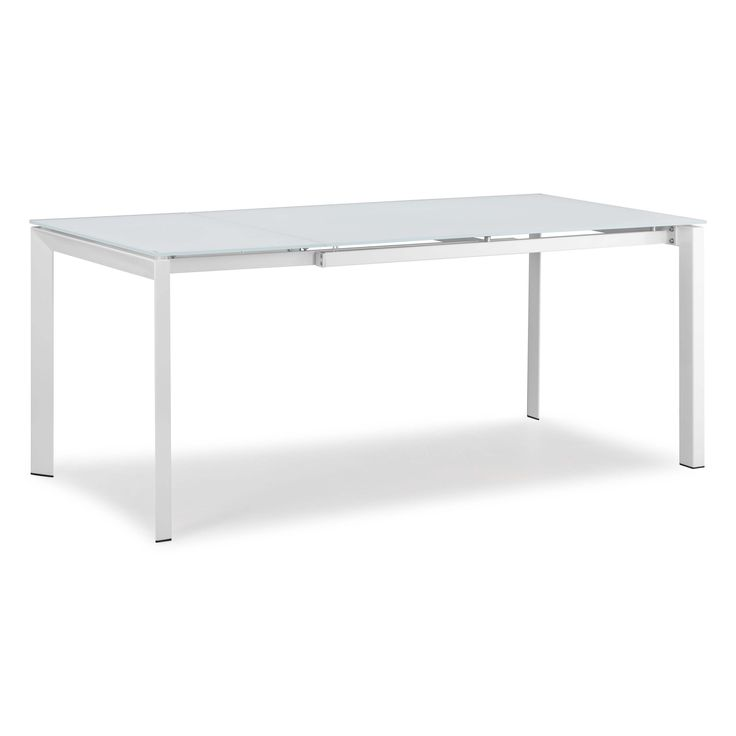 Youu0027ll Love The Versatility And Simple Elegance Of This Helsinki Extension  Table. Finished