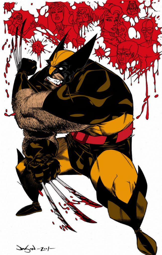 Wolverine by Jason Pearson