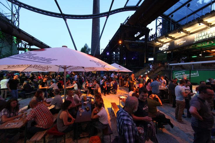 Stadtwerke Sommerkino im Landschaftspark Duisburg  13.7. bis 21.8.2016 Der Ticketvorverkauf ab  25.6.2016 (10 Uhr). Die Programmveröffentlichung ist am 21.6.2016